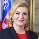 ماجرای عکس های جنجالی رئیس جمهور کرواسی