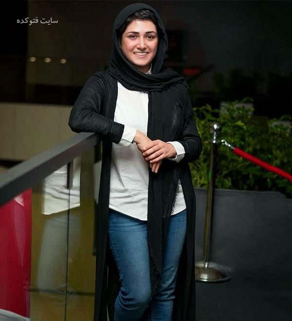 تصاویر جدید از باران کوثری Baran Kosari بازیگر زن و ماجرای ممنوع الکاری