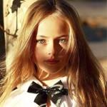 کریستینا پیمنووا زیباترین دختر جهان