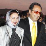 کتایون ریاحی و همسرش با عکس و بیوگرافی