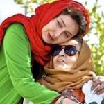 عکس بازیگران زن ایرانی به همراه مادر