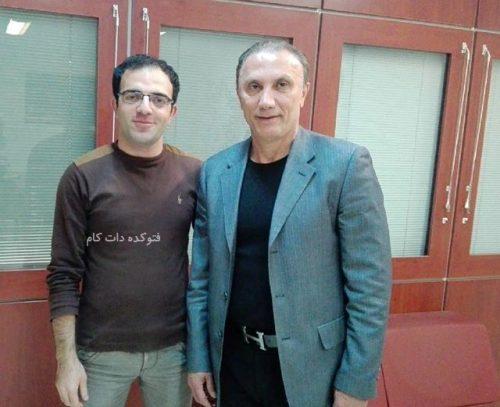 مشهورترین آبدارچی ایران کاظم عقلمند,عکس و بیوگرافی مشهورترین آبدارچی ایرانی,کاظم عقلمند,اینستاگرام کاظم عقلمند مشهورترین آبدارچی,روزمرگی یک آبدارچی مرد