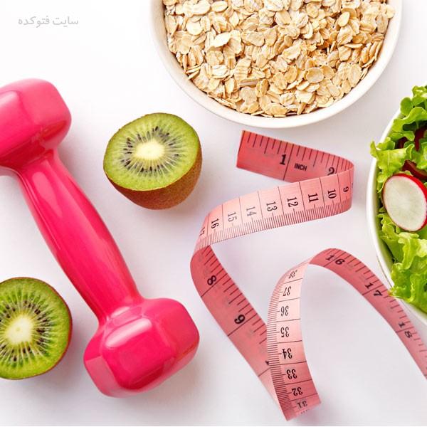 مواد غذایی لاغری در فصل بهار