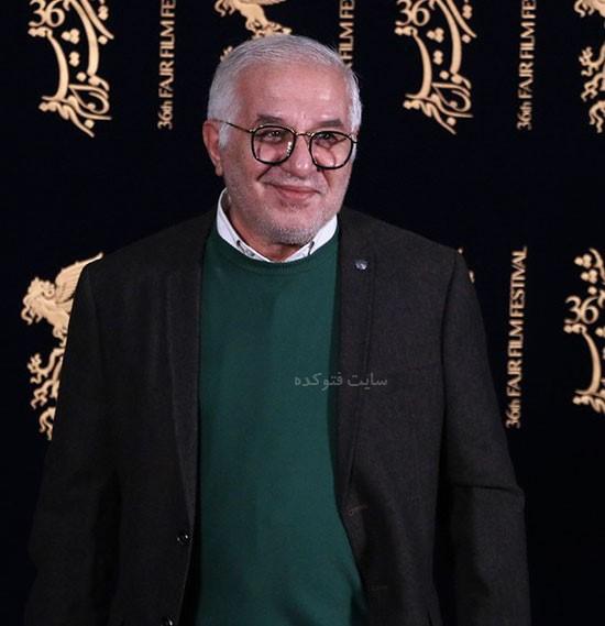 عکس بازیگران سریال لحظه گرگ و میش فرید سجادی حسینی
