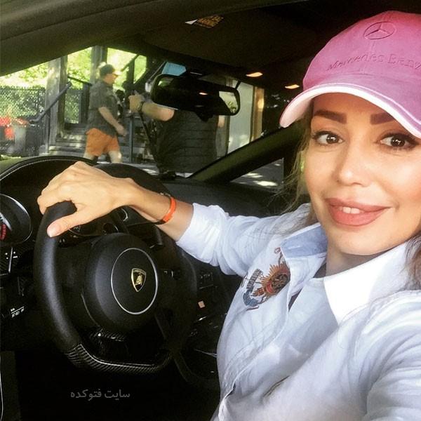عکس و بیوگرافی لاله صدیق راننده اتومبیلرانی
