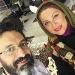 لاله اسکندری و همسرش با عکس و بیوگرافی