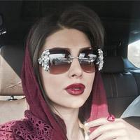 بیوگرافی لاله مرزبان بازیگر زن جدید ایرانی + زندگی شخصی