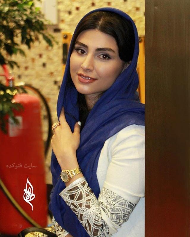 عکس لاله مرزبان بازیگر زن ایرانی + بیوگرافی کامل