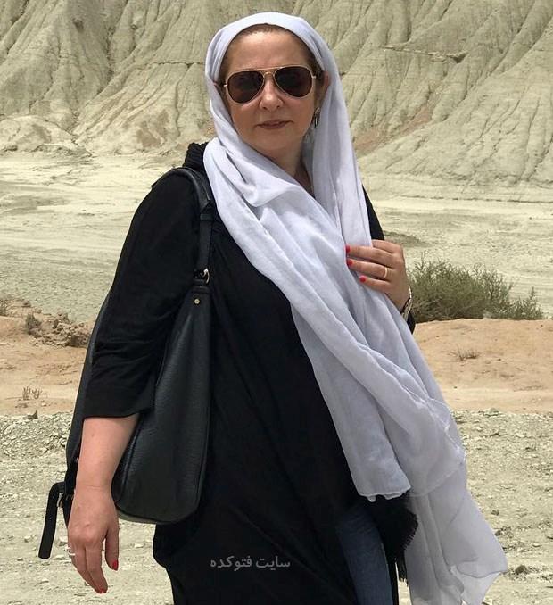 عکس جدید لاله صبوری + بیوگرافی کامل و علت طلاق