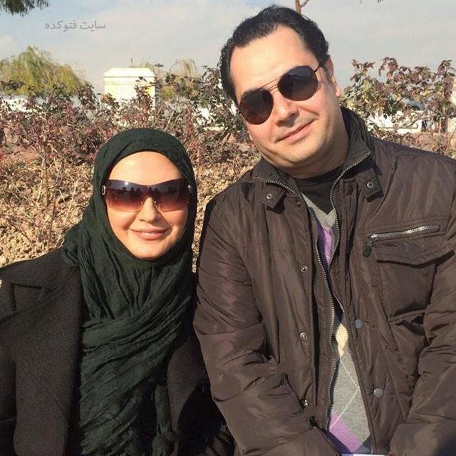 عکس لعیا زنگنه و همسرش + بیوگرافی کامل