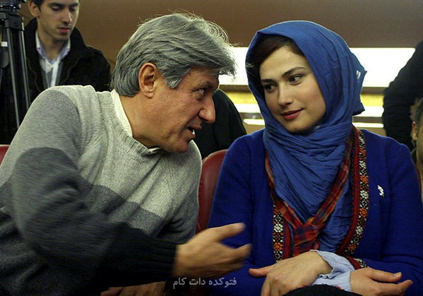 عکس لادن مستوفی و همسرش شهرام اسدی + بیوگرافی