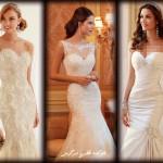 مدل لباس عروس 2015 شیک