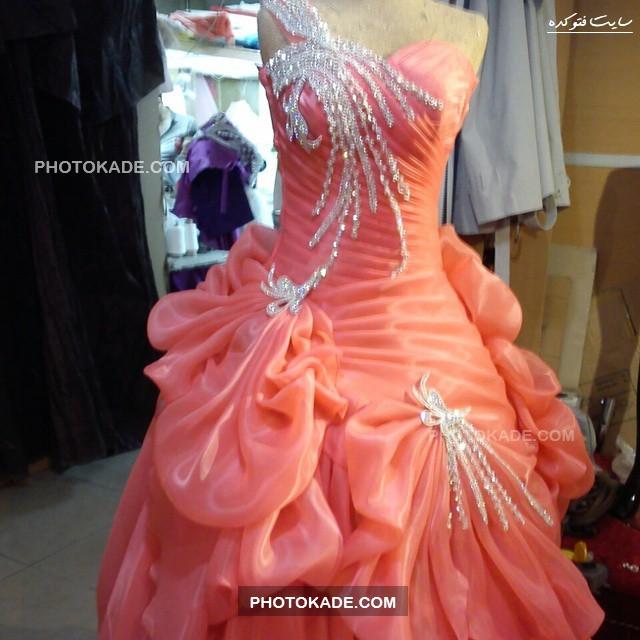 عکسهای لباس عروس 2015,زیباترین لباسهای عروس سال 1394