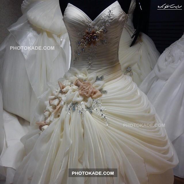 جدیدترین مدل های لباس عروس 2015,لباس عروس 2015,مدل لباس عروس 2015,مزون لباس عروس سال 2015,عکس جدید لباس عروس شیک و خوشگل 2015,لباس عروس پرنسسی,لباس عروس 94