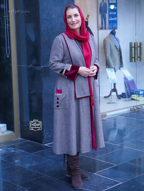 عکس مدل لباس فریبا کوثری