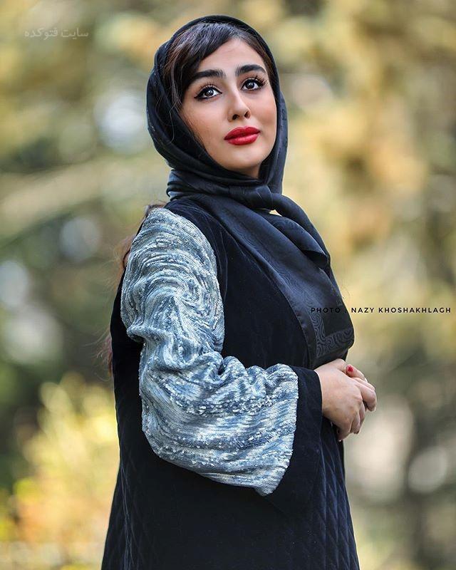 عکس مدل لباس ستاره حسینی