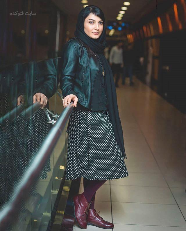 عکس مدل لباس سمیرا حسینی