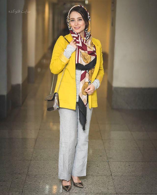 عکس مدل لباس الناز حبیبی