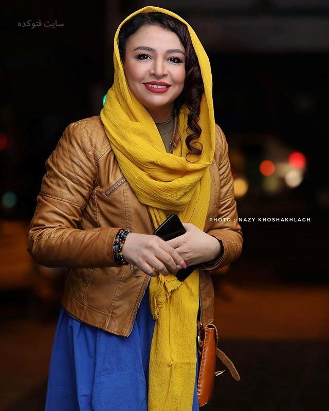 عکس مدل لباس مه لقا باقری
