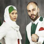 لباس نهایی کاروان المپیک + اعتراض ها به کامران بختیاری