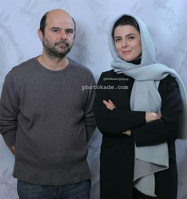 عکسهای Leila Hatami و شوهرش علی مصفا