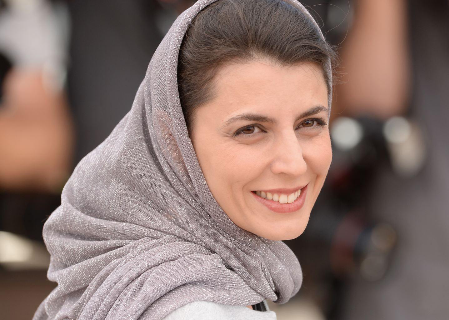 جدیدترین عکس های لیلا حاتمی,عکسهای جدید لیلا حاتمی در کن2014
