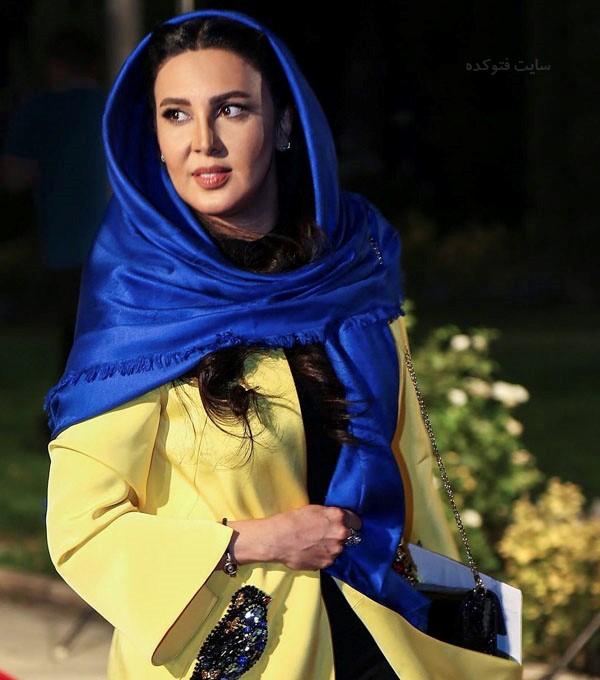 بیوگرافیلیلا بلوکات بازیگر زن + بیوگرافی