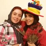 عکس های جشن تولد لیلا بلوکات