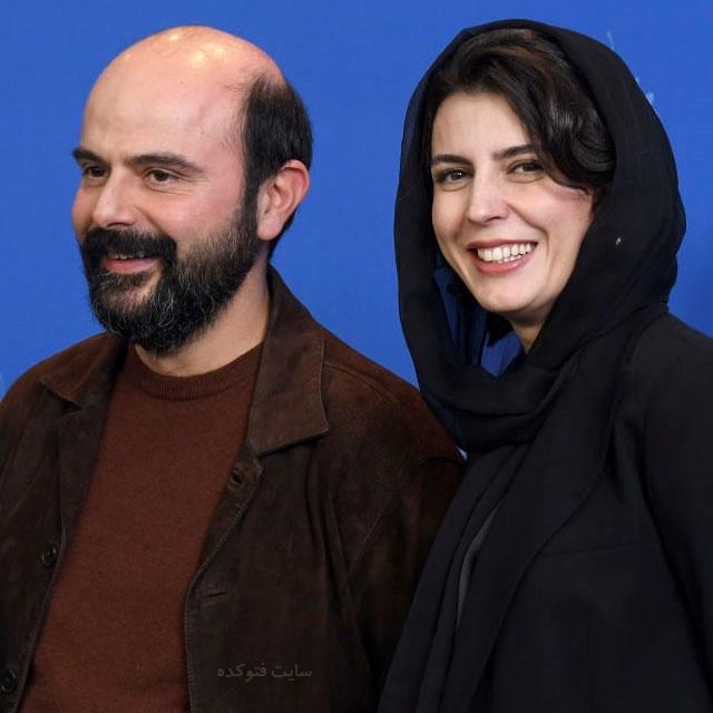 لیلا حاتمی و همسرش علی مصفا + بیوگرافی کامل