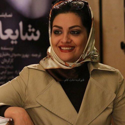 عکس لیلا ایرانی با بیوگرافی