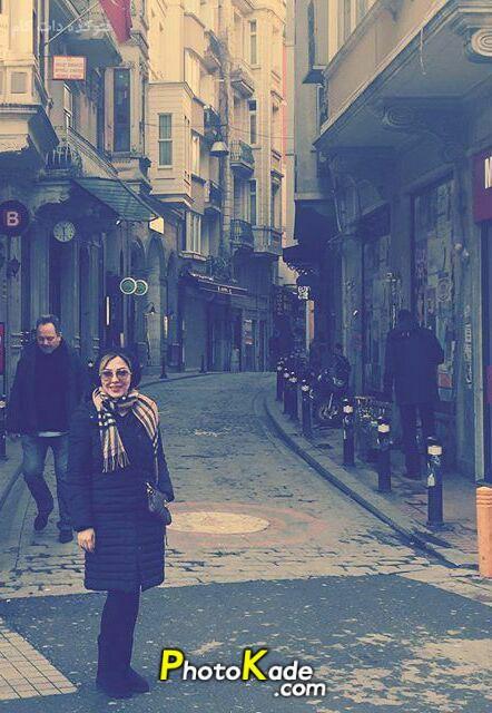 عکس لیلا اوتادی در ترکیه با دل نوشته زیبا,لیلا اوتادی در ترکیه,دلتنگی لیلا اوتادی,دل نوشته زیبا از لیلا اوتادی,متن زیبا از لیلا اوتادی از استانبول ترکیه,عکس لیلا اوتادی در استانبول ترکیه
