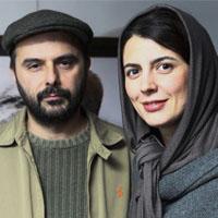 بیوگرافی لیلا حاتمی و همسرش علی مصفا + عکس خانوادگی