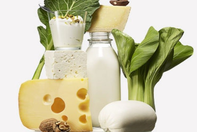 غذاهای حاوی کلسیم برای لاغری شکم و پهلو