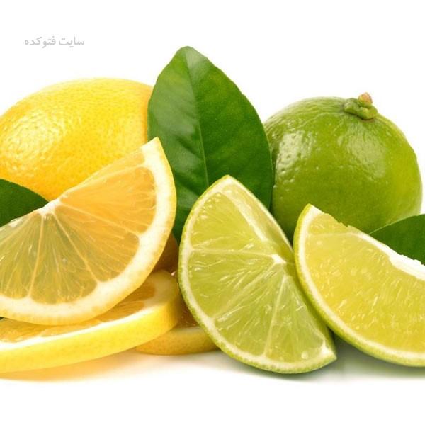 لیمو شیرین برای سرماخوردگی