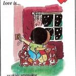عکس های کارتونی عشق یعنی