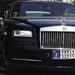 رولز رویس پادشاه خودروهای لوکس در ایران