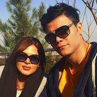 مهدی مهدوی و همسرش با عکس و بیوگرافی