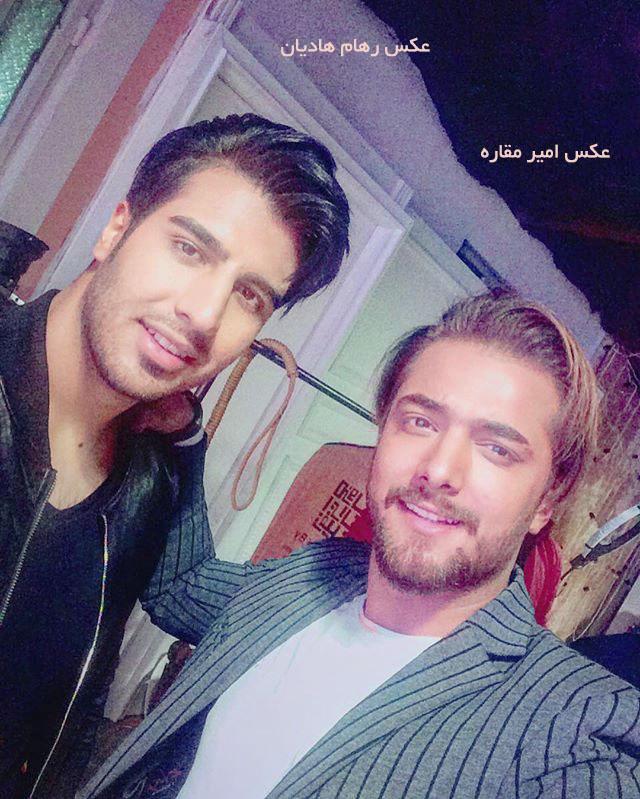 بیوگرافی ماکان بند (امیر مقاره و رهام هادیان) + زندگی شخصی