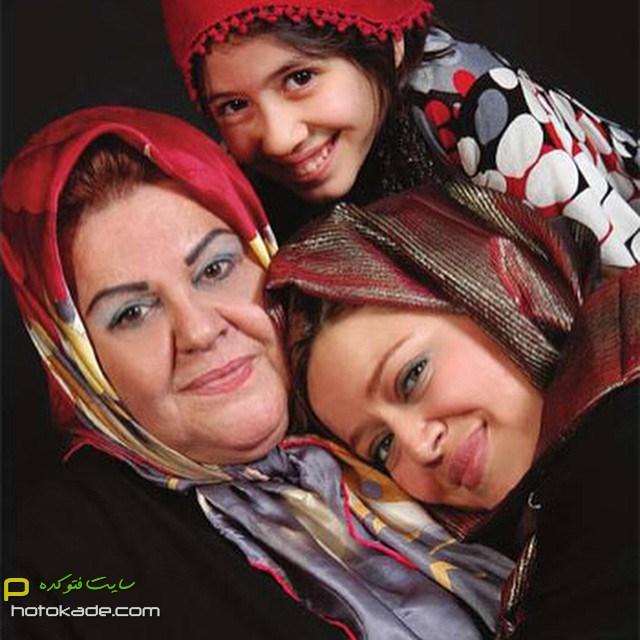 چالش عکس با مادر بهاره رهنما,عکس سلفی بهاره رهنما و مادر,عکس بهاره رهنما و مادرش,عکسهای جنیش احترام مادران سرزمینم,عکس احترام مادران سرزمینم