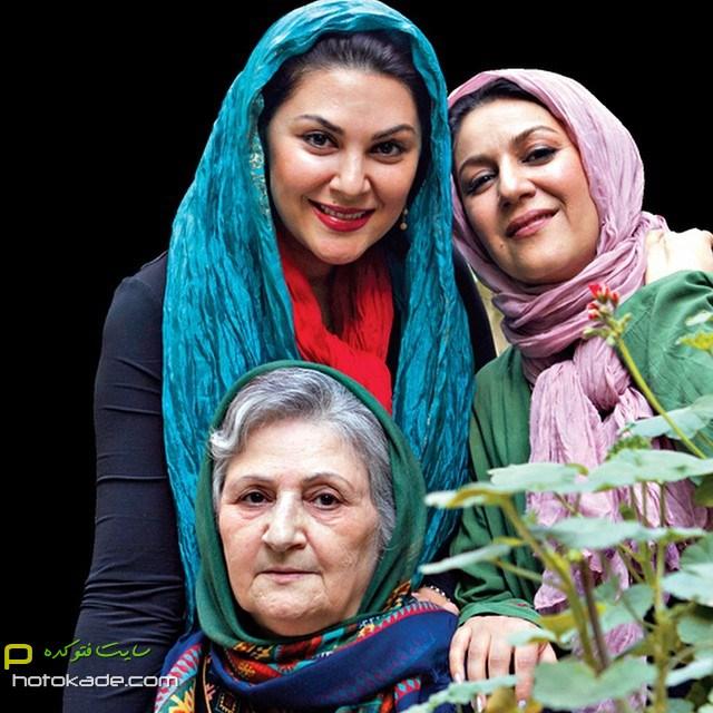 چالش عکس با مادر لاله اسکندی,عکس لادن اسکندری و مادر,لاله و لادن اسکندری و مادرش,عکسهای جنیش احترام مادران سرزمینم,عکس احترام مادران سرزمینم