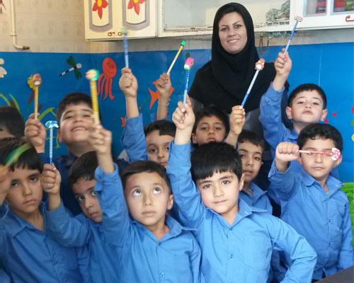 متن شروع دوباره مدرسه برای سخنرانیه در آیین بازگشایی مدارس