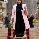 عکس بازیگران در مراسم رونمایی از مجله تبار