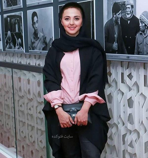 عکس و بیوگرافی مهسا علافر + زندگی شخصی