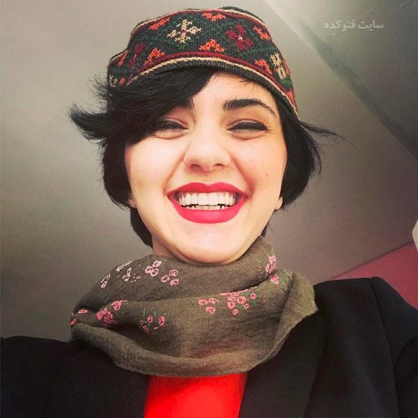 مهسا علافر بازیگر زن