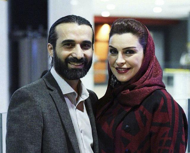 اولین عکس فرزند ماه چهره خلیلی,عکس جدید ماه چهره خلیلی و شوهرش,عکس ابراهیم اشرفی و همسرش ماه چهره خلیلی,عکس بچه بازیگر معروف,عکس نی نی جدید بازیگر زن معروف
