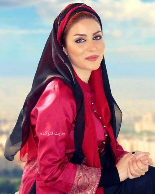 عکس های مهدیه محمدخانی + ماجرای کشف حجاب و همسرش