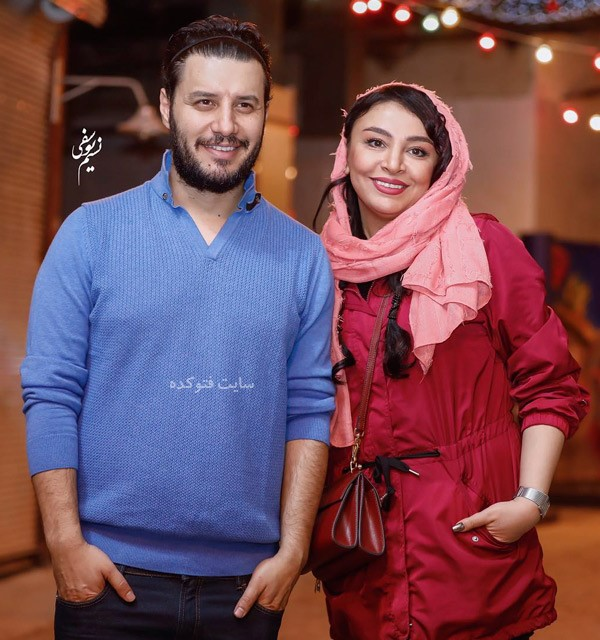 همسر مه لقا باقری آقای جواد عزتی کیست