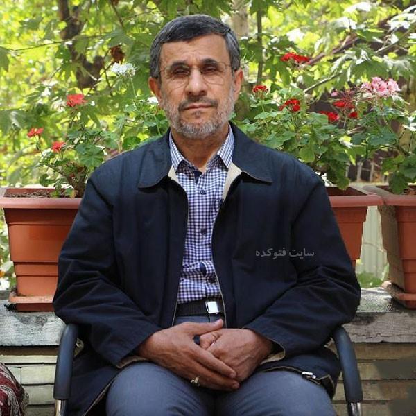 بیوگرافی محمود احمدی نژاد با ناگفته های جدید