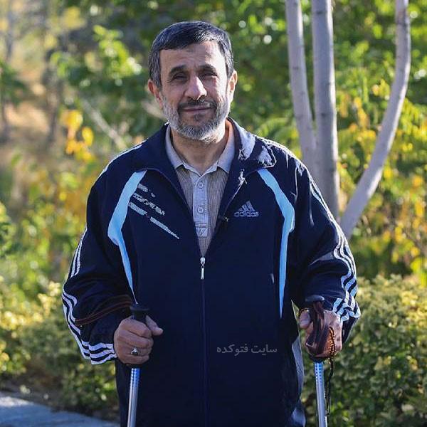 عکس های محمود احمدی نژاد رئیس جمهور سابق