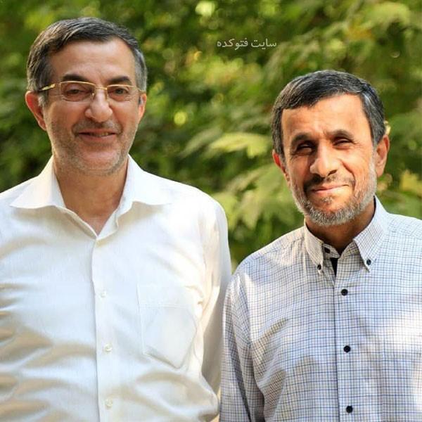 زندگینامه محمود احمدی نژاد و رحیم مشایی